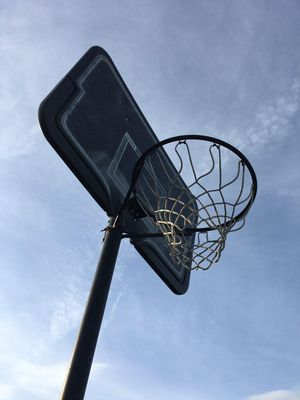 Basketball hoop for Sale in Redondo Beach, CA
