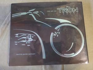 Disney Tron book for Sale in Perris, CA