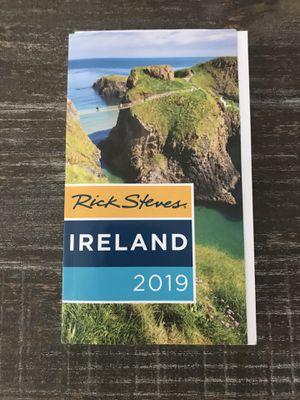 Rick Steve's Ireland 2019 Book (Ireland Guide) for Sale in Franklin, TN