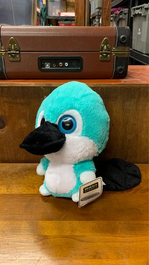 Plush blue platypus for Sale in Bothell, WA