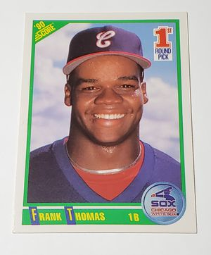 1990 Frank Thomas RC Baseball Card for Sale in Compton, CA