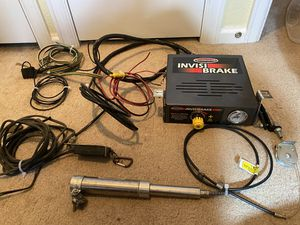Roadmaster InvisiBrake Hidden Power Braking System for Sale in Thornton, CO