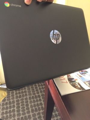 My only intel hp chromebook! for Sale in Austin, TX