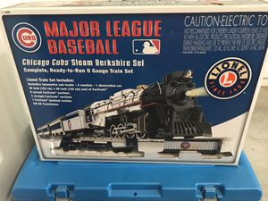 Lionel train Chicago Cubs train for Sale in Kissimmee, FL