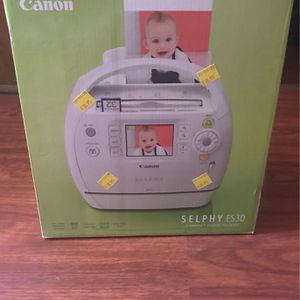 Canon SELPHY ES30 for Sale in Blythewood, SC
