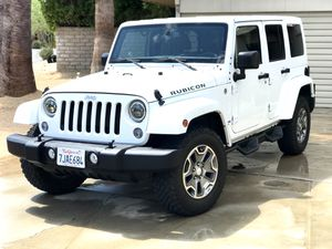 2015 Jeep Rubicon for Sale in Palm Desert, CA
