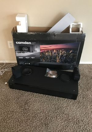 Camden stereo sound system for Sale in Grand Prairie, TX