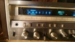 Vintage classic Pioneer SX 3900 receiver good condition for Sale in Marietta, GA