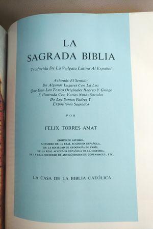 Biblia for Sale in Santa Ana, CA