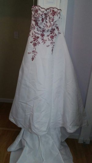 Wedding dress. for Sale in Hyattsville, MD