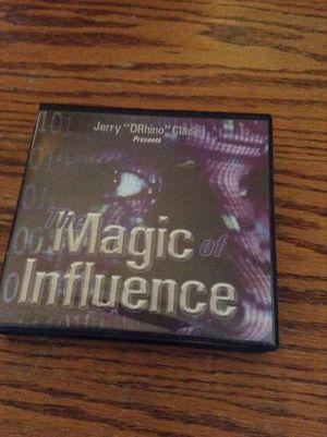 Audiobooks magic influence for Sale in Hialeah, FL