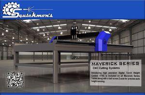 MAVERICK SERIES CNC TABLE for Sale in Detroit, MI