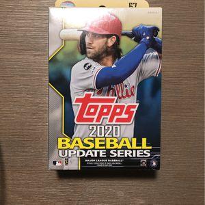 2020 Topps Baseball Update Hanger Box for Sale in Las Vegas, NV