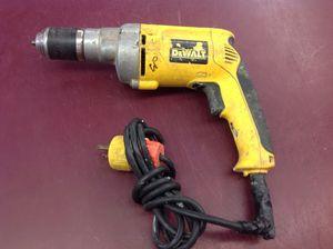 "Dewalt heavy duty drill 1/2"" dw236 for Sale in Columbus, OH"