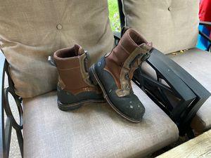 Wolverine steel toe work boots Men's 9M for Sale in Seattle, WA