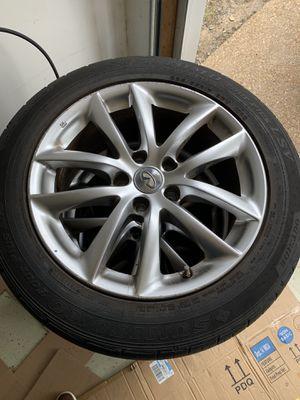 "17"" Stock Infiniti wheels for Sale in Fairfax, VA"