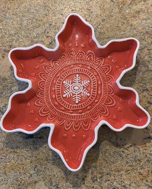 "10"" Hallmark Christmas tray for Sale in Tukwila, WA"