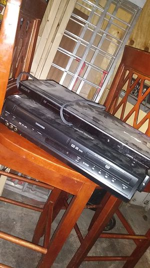 Toshiba vcr DVD combo for Sale in Houston, TX