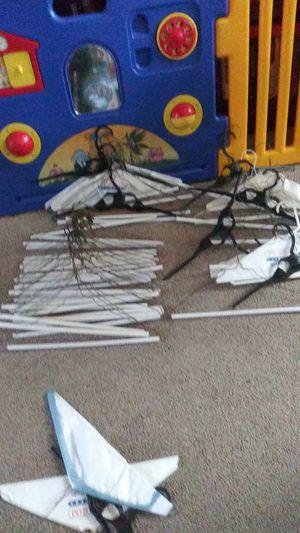 Free hangers for Sale in San Antonio, TX