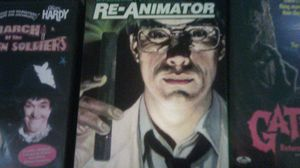 Re-Animater Collectors Edition DVD with Re-Animater injector, played twice, excellent condition for Sale in Columbus, OH