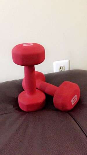 8- Pound Dumbbells for Sale in Springfield, VA