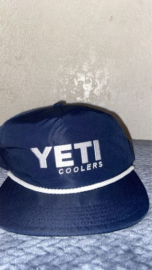 YETI coolers hat for Sale in Industry, CA