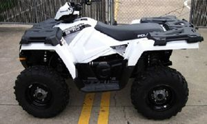 ONLY 23 Hours Polaris Sportsman 2014 for Sale in Long Beach, CA