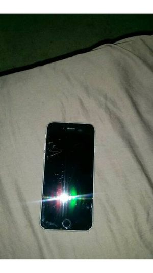 IPhone 6s locked (For Parts) for Sale in Las Vegas, NV
