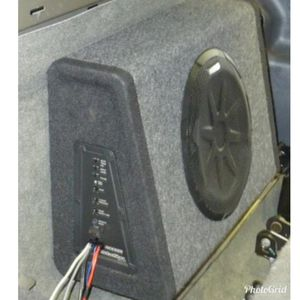 10in Kicker Shallow Subwoofer for Sale in Fontana, CA