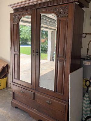 Antique Vintage Armoire for Sale in VLG WELLINGTN, FL