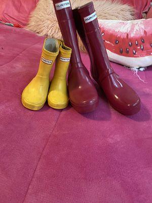 Hunter rain boots for Sale in Chula Vista, CA