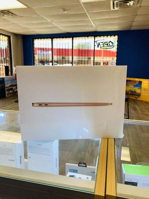 MacBook Air 13 inch 2020 sealed pack ( 80 down payment) 75M for Sale in Dallas, TX