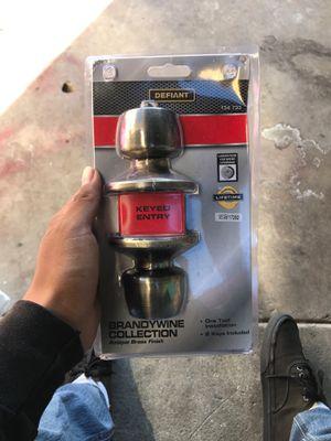 Door knob with keys for Sale in San Diego, CA