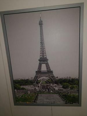 Eiffel Tower wall art for Sale in Tempe, AZ