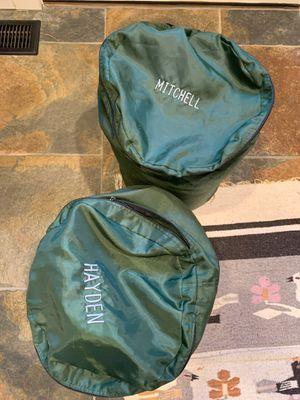2 LL Bean 40 deg camp sleeping bags for Sale in Sammamish, WA