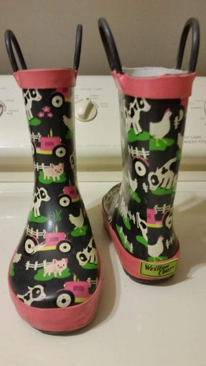 Kids Western Chief rain boots size 9/10 for Sale in Largo, FL