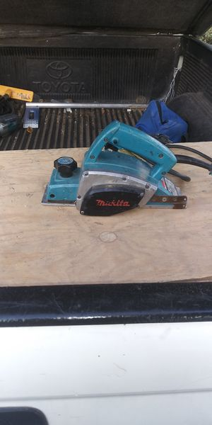Makita planer for Sale in Anaheim, CA