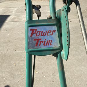 Power Trim Edger for Sale in San Bernardino, CA
