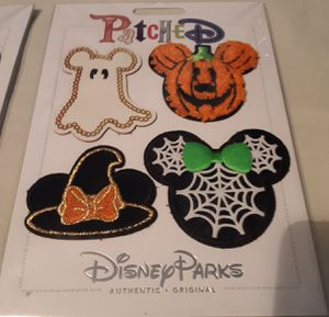 Disney Mickey Halloween PATCHeD for Sale in Rialto, CA