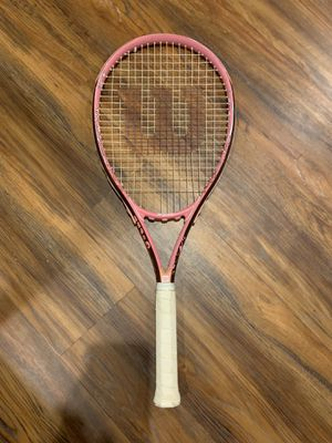 Pink tennis racket for Sale in Catonsville, MD