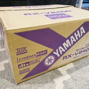 Yamaha RX-V2400 7.1 Channel AV Receiver in excellent condition for Sale in Fremont, CA
