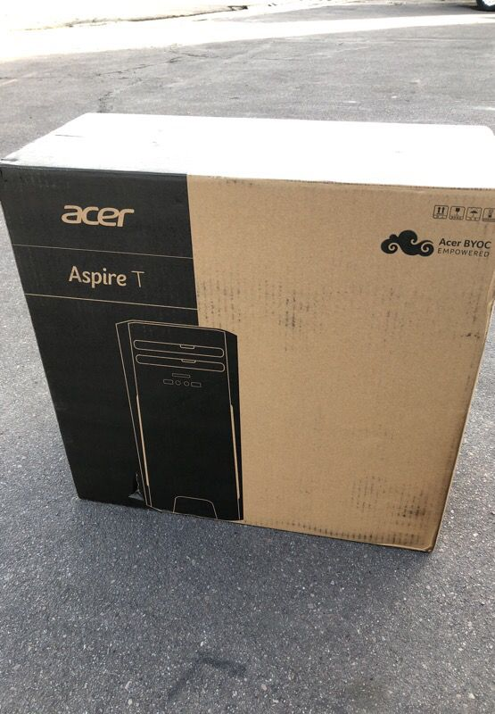 New UNOPENED Computer! Acer Aspire TC-780