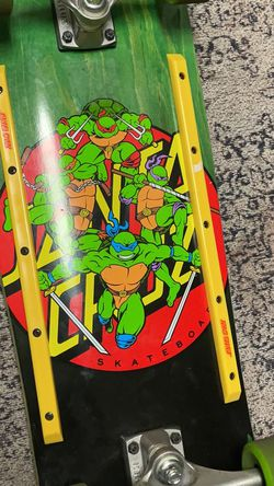 Ninja Turtles Santa Cruz Skateboard for Sale in Long Beach,  CA