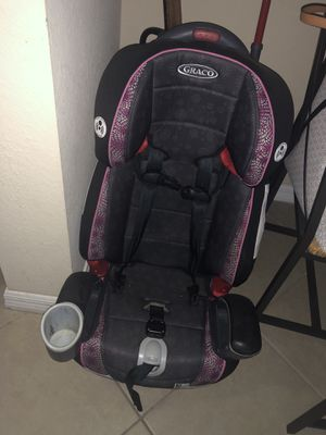 Graco 3 in 1 car seat for Sale in Hollywood, FL