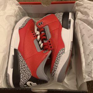 Selling Jordan 3 Retro SE for Sale in Los Angeles, CA