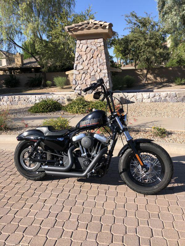 2015 Harley Davidson 48 XL1200X