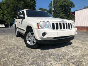 2007 Jeep Grand Cherokee Laredo for Sale in Smyrna, GA