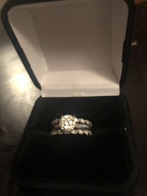 Wedding Ring Set for Sale in Murfreesboro, TN