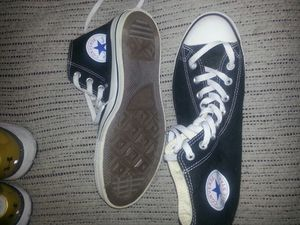 NEW.CONVERSE high top size 9...lowtops size 11. .35each for Sale in Glen Burnie, MD