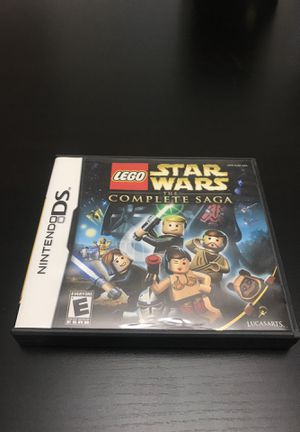Star Wars Complete Saga DS for Sale in Union City, NJ